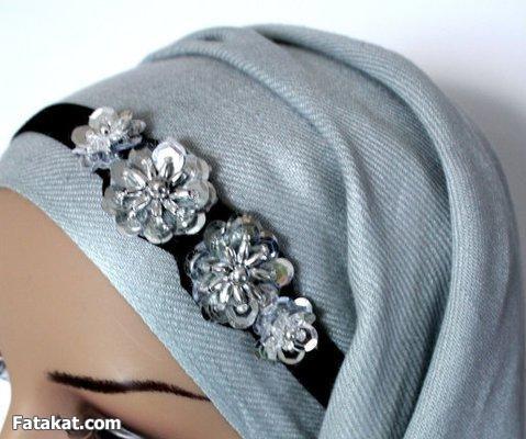 12993439163647 طرز بستن شال و روسری 92